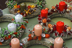Christmas decorations 11 Stock Photography