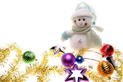 Christmas decorations Royalty Free Stock Photography