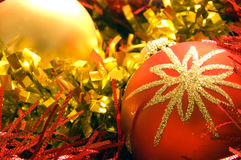 Christmas Decorations 2 Royalty Free Stock Image