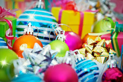 Free Christmas Decorations Stock Images - 22412454