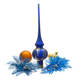 Christmas decorations. Stock Photos