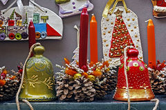 Christmas decorations 3 Stock Image