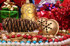 Free Christmas Decorations Stock Images - 3203754