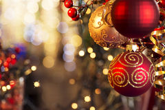 Free Christmas Decorations Stock Images - 34260514