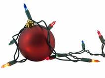christmas decorations Στοκ εικόνες με δικαίωμα ελεύθερης χρήσης