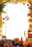 Christmas decorations. Royalty Free Stock Photos