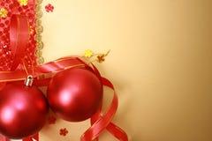 Christmas Decorations Stock Photos