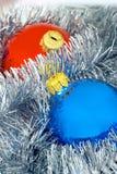 Christmas decorations. Christmas ball Stock Photo