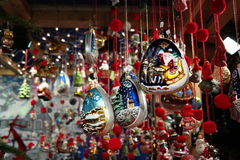 Christmas decorations. Amazing and beatiful Christmas decorations Stock Photography