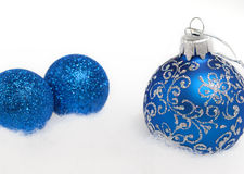 Christmas decorations background Royalty Free Stock Image