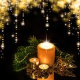 Christmas Decorations background Stock Photos