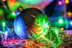 Christmas decorations, ball Royalty Free Stock Photos
