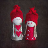 Christmas decorations .Christmas card. Royalty Free Stock Image