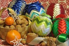 Christmas decorations. Christmas Eve.Christmas greeting card. Stock Photo