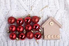 Christmas decorations for Christmas Stock Photo