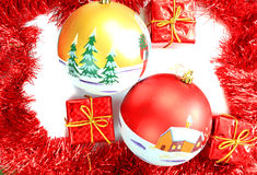Christmas Decorations Royalty Free Stock Image