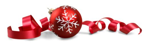 Christmas decorations isolated on white. White christmas decor decorations objects background ball vector illustration
