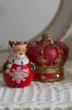 Christmas decorations. Royalty Free Stock Images