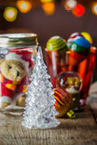 Christmas decorations. Royalty Free Stock Photo