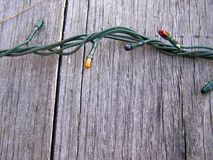 Christmas decorations - several aspects. /details Royalty Free Stock Photo