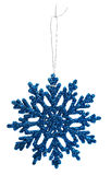 Christmas decorations - snowflakes Royalty Free Stock Images