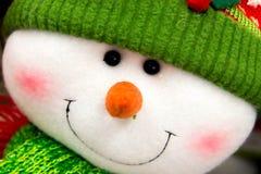 Christmas decorations - snowman Stock Photo