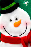 Christmas decorations - snowman Royalty Free Stock Images