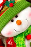 Christmas decorations - snowman Royalty Free Stock Image