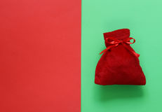 Christmas decorations. Sweets and ornaments. Royalty Free Stock Images