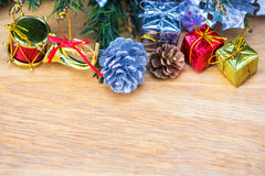 Christmas decorations. Stock Photo