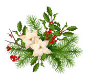Christmas Decorations Vector Royalty Free Stock Image