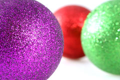 Free Christmas Decorations With Shallow Depth Of Field Royalty Free Stock Image - 1402186