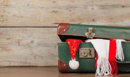 Christmas decorations. Xmas holiday concept. Royalty Free Stock Image
