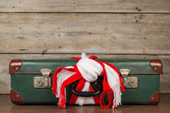 Christmas decorations. Xmas holiday concept. Stock Photography