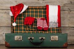 Christmas decorations. Xmas holiday concept Stock Photos