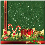 Christmas decorative Royalty Free Stock Photography
