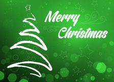 Christmas decorative background. Stock Photo
