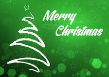 Christmas decorative background. Stock Photo
