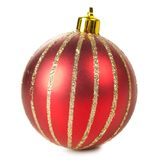 Christmas decorative balls Royalty Free Stock Image