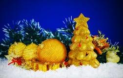 Christmas decorative balls Royalty Free Stock Photo