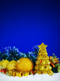 Christmas decorative balls Royalty Free Stock Photos