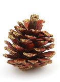 Christmas decorative cone Stock Photo