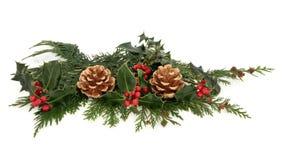 Christmas Decorative Display Stock Photo