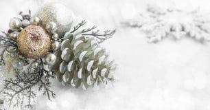Christmas decorative ornament Stock Photo