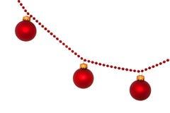 Christmas Decorrations stock photos