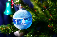 Christmas decors Royalty Free Stock Images
