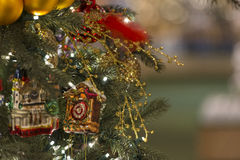Christmas decors Royalty Free Stock Photography