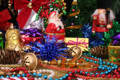 Christmas Decortations Royalty Free Stock Images