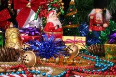 christmas decortations Στοκ εικόνες με δικαίωμα ελεύθερης χρήσης