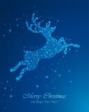 Christmas deer Royalty Free Stock Photo